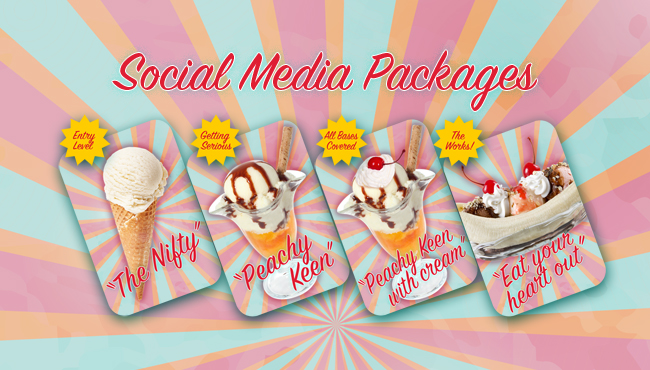 Social Media PACKAGES FROM JP GARDNER & ASSOCIATES