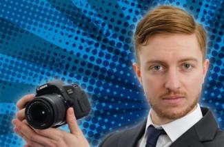 JAMES COOLEY, VIDEOGRAPHER
