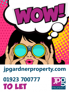 TO LET WITH JP GARDNER PROPERTY