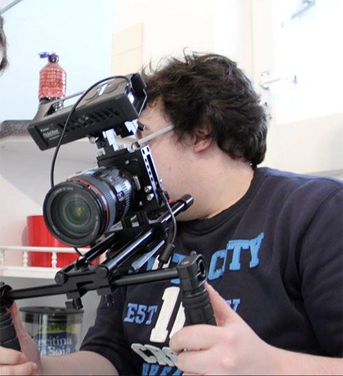 ANDY RIDGE, VIDEOGRAPHER