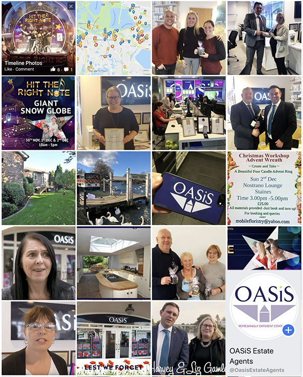 Oasis Estate Agents - Staines Upon Thames