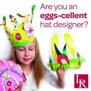 LAWRENCE RAND EASTER BONNET COMPETITION