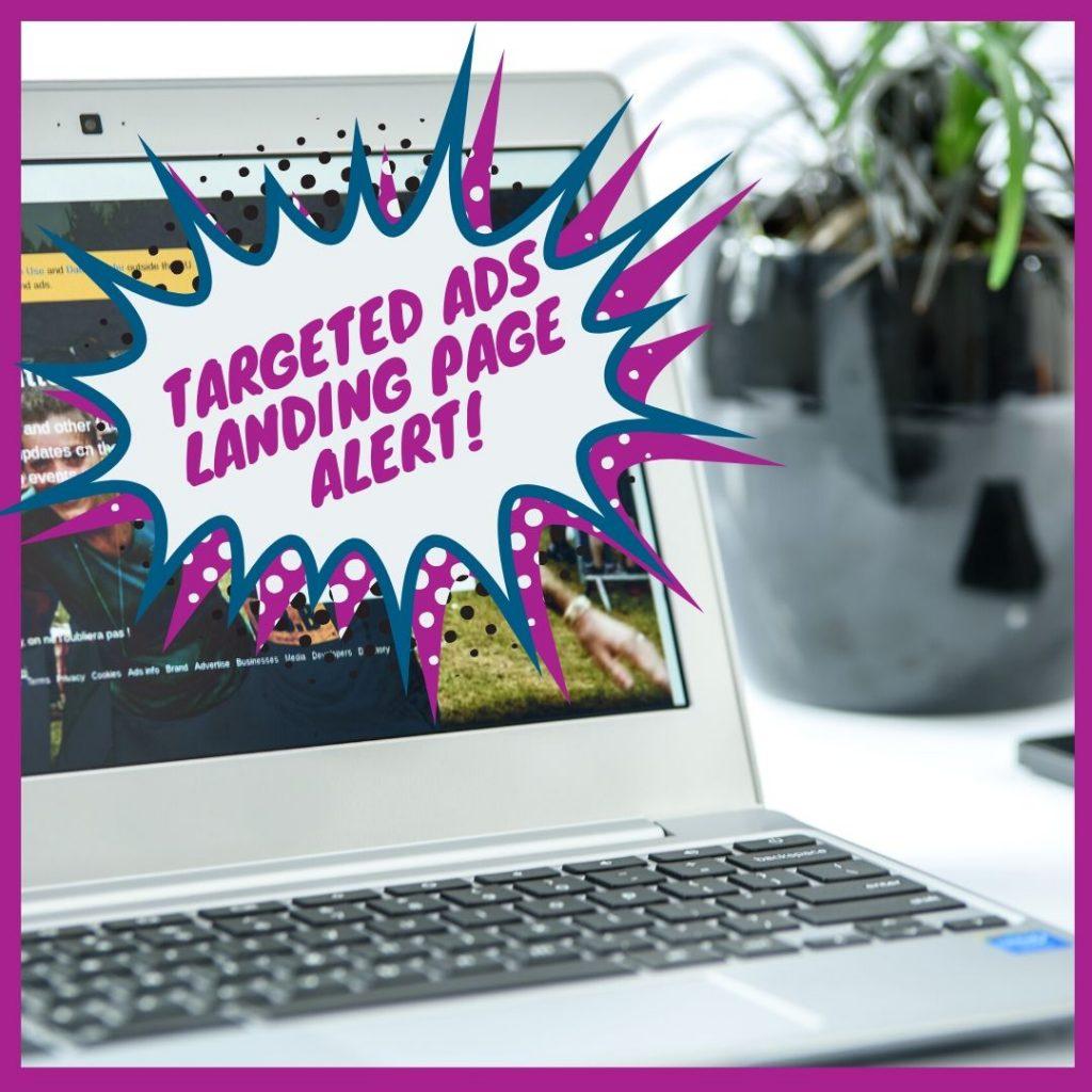 JP Gardner & Associates bespoke ad landing pages Example Landing Page