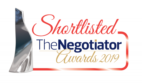 The Negotiator Awards Shortlist 2019