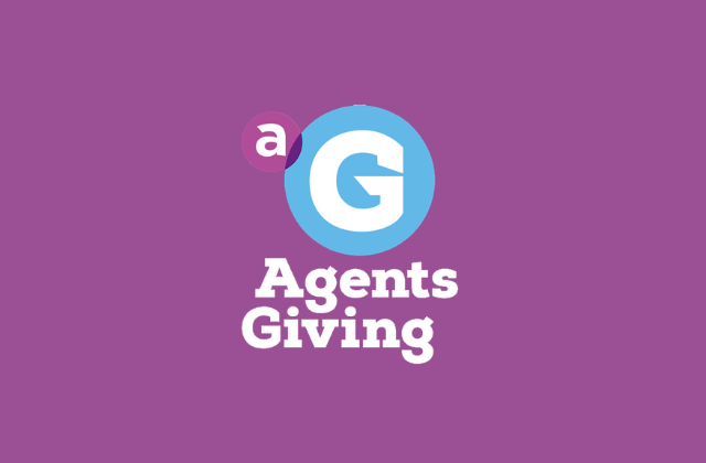 Agents Giving Charity