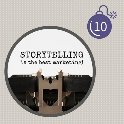 Be an emotional storyteller