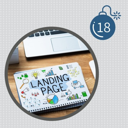 Landing pages for your ads are key