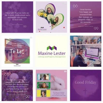 Maxine Lester Instagram                             