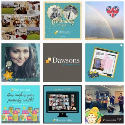 Dawsons Instagram                             