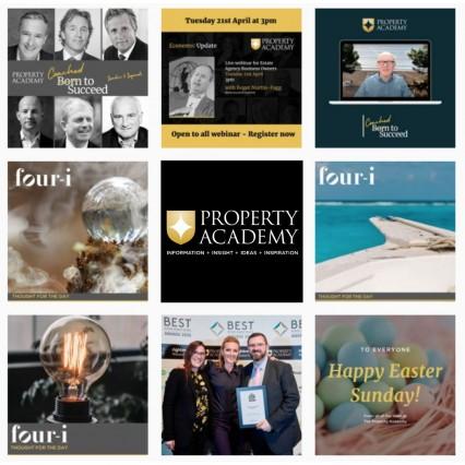 Property Academy Instagram