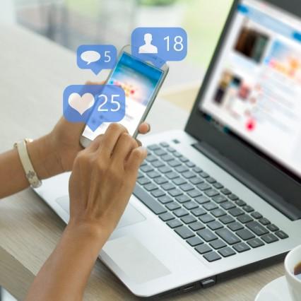 Social media management for Estate Agents