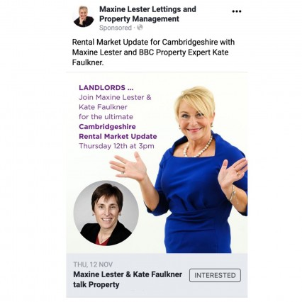 Maxine Lester Lettings