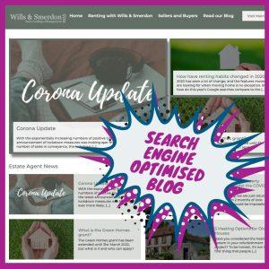 Get your bolton WordPress website from JP Gardner & Associates bespoke ad landing pages Example Landing Page