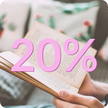 20% is the amount of content most users will read on a web page
