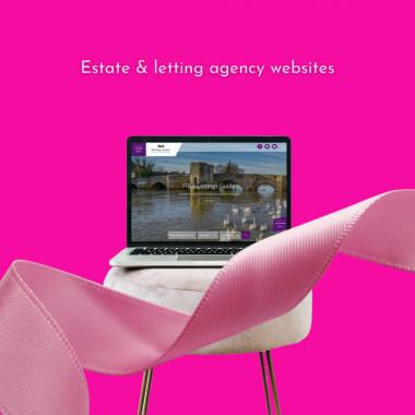 Dynamic bespoke websites for property people
