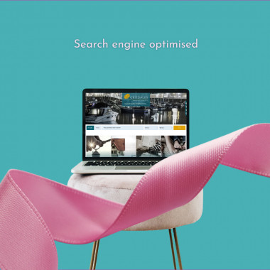 Get on page one of Google with our search engine optimised websites